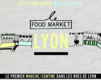 Le Food Market / Extra! Nuits Sonores